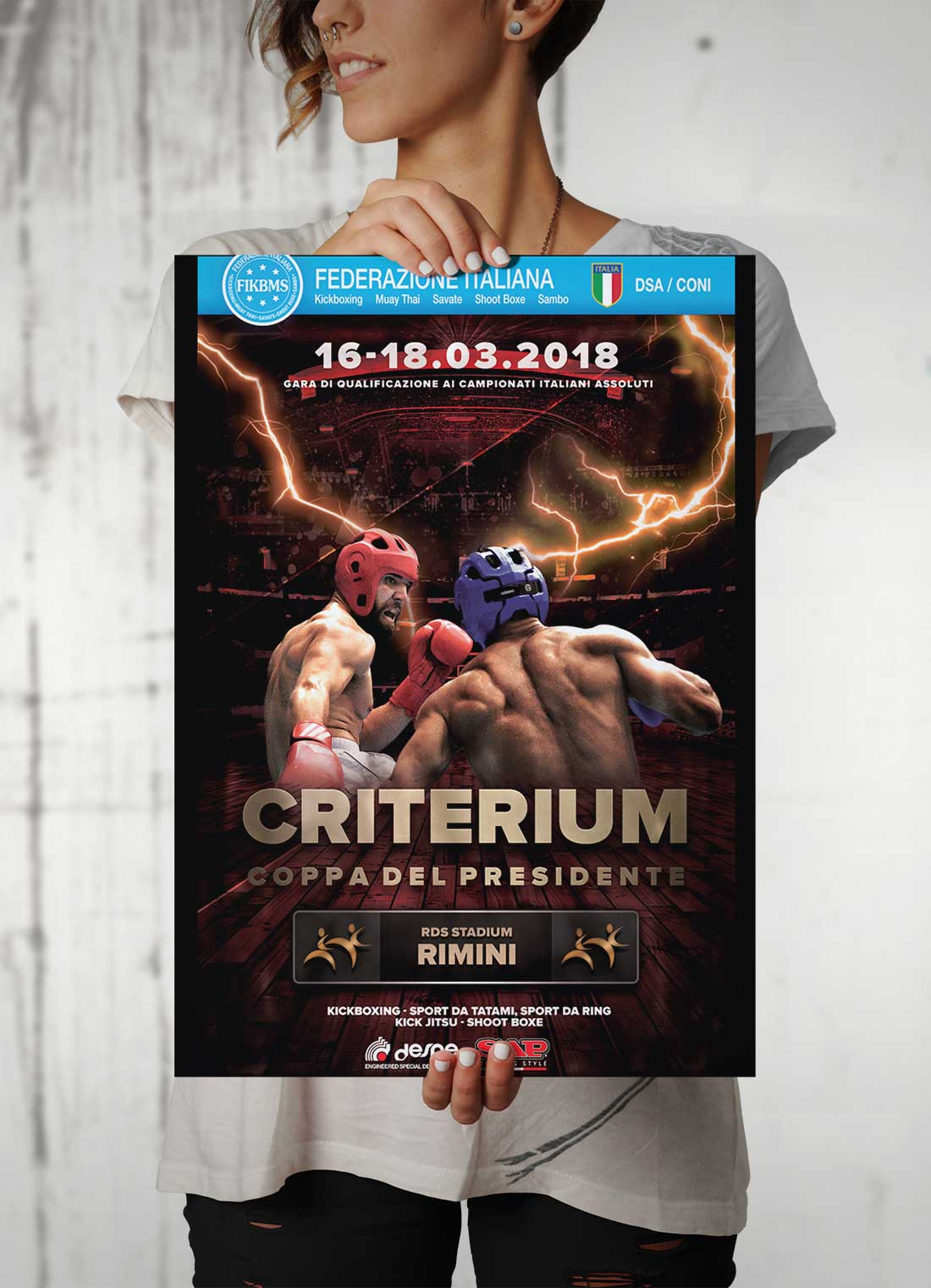 CriteriumASD La Dama Kombat, palestra savate, kick boxing, k1, Genova