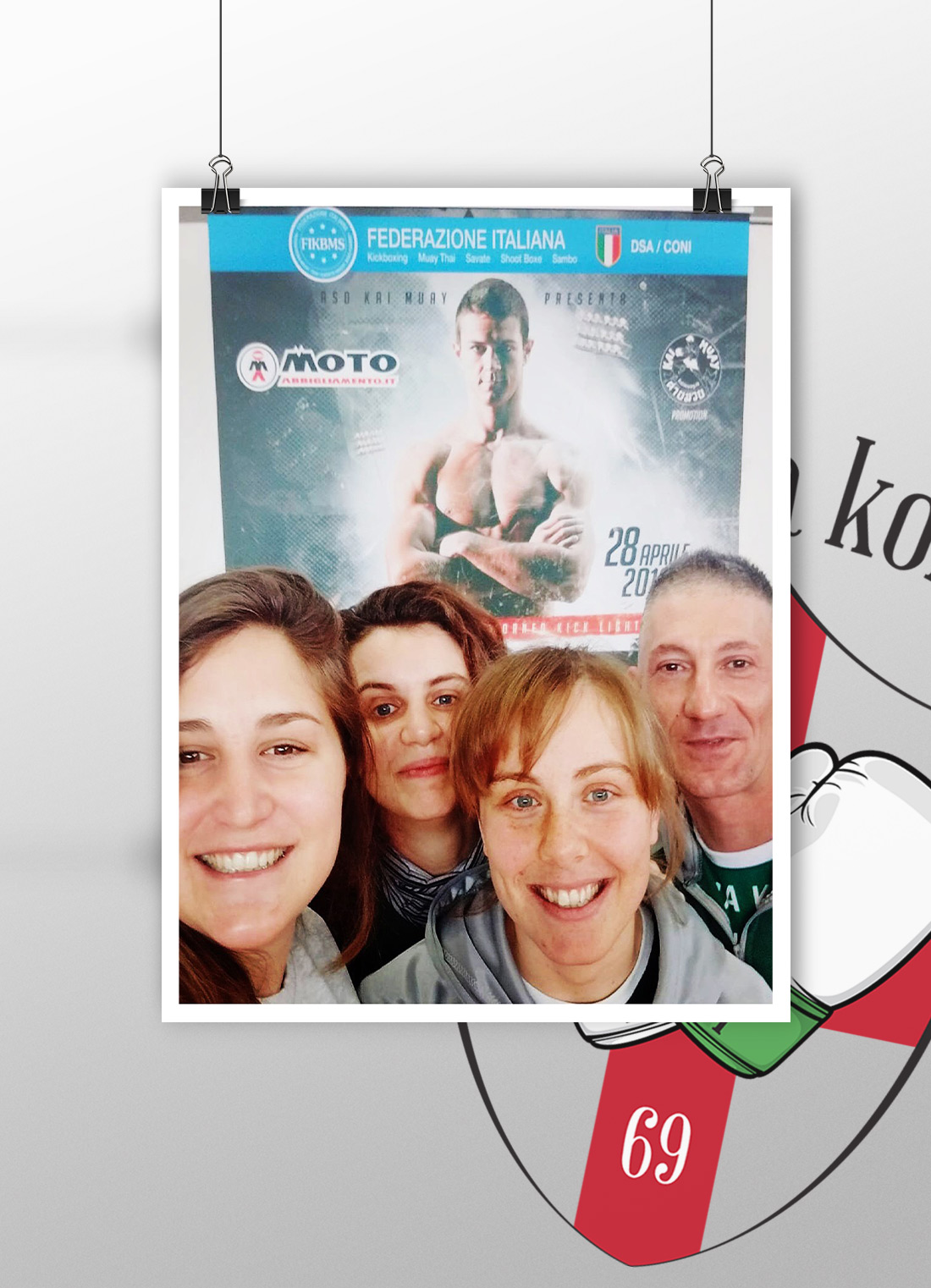 mal-di-testa-28aprile2019-ladamakombat-genova-kickboxing